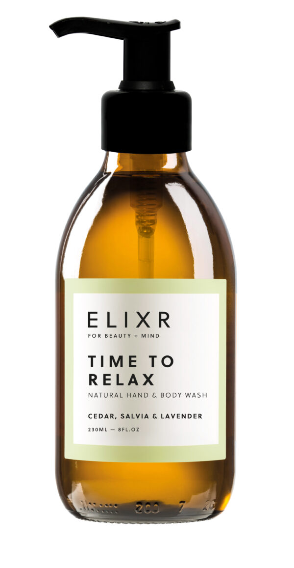 Elixr vedelseep Time to relax